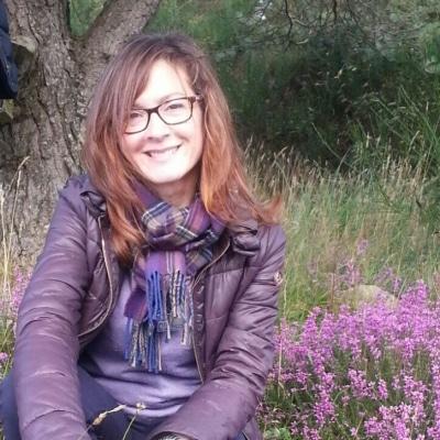 Adriana Boffa guide accompagnatrice de voyage en Ecosse