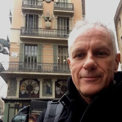 Eric Tinsson guide accompagnateur de voyage à Barcelone