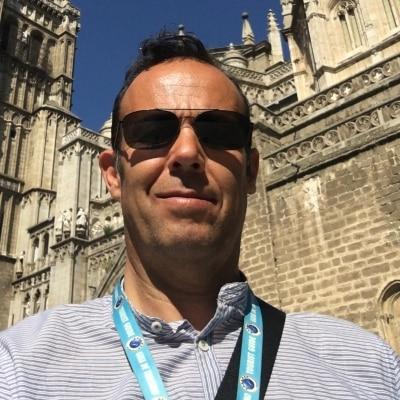 Juan Ignacio Vázquez guide accompagnateur de voyage à Tolède
