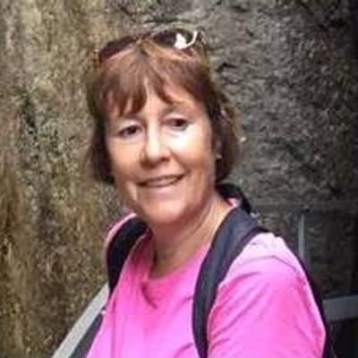 Dairine Nuttall guide accompagnatrice de voyage en Irlande