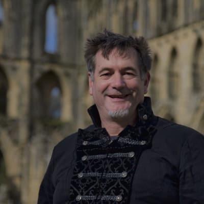 Keith Britton guide accompagnateur de voyage en Angleterre