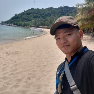 Loc Xuan Nguyen guide accompagnateur de voyage au Vietnam