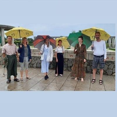 Shwe Toe guide accompagnateur de voyage au Myanmar