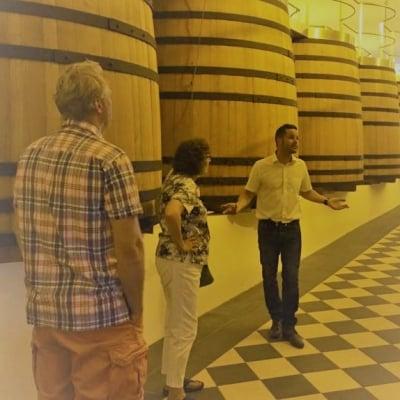 Cédric Nieto guide accompagnateur de voyage à Bordeaux