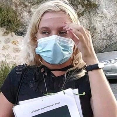 Johanna Francout guide accompagnatrice de voyage à Bordeaux