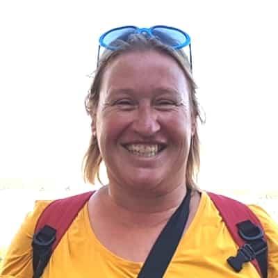 Carol Griffin guide accompagnatrice de voyage à Lyon
