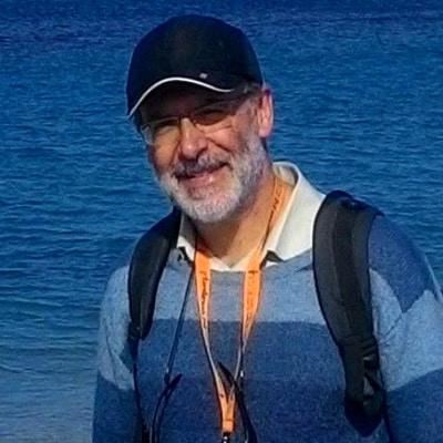 Arie Cain guide accompagnateur de voyage en Israël