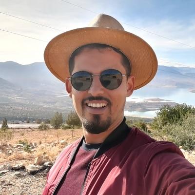 Bassame Bahoum guide accompagnateur de voyage au Maroc
