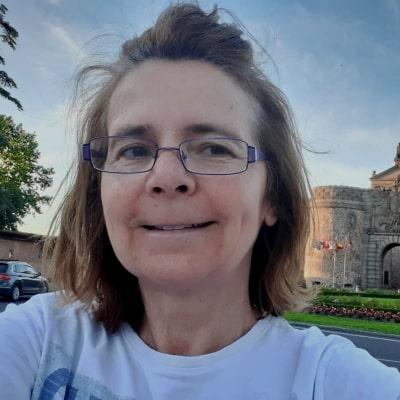 María José Garcia guide accompagnatrice de voyage à Tolède