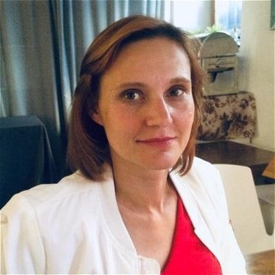 Marianna Grenbere guide accompagnatrice de voyage en Lettonie