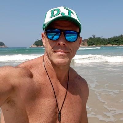 Pascal Georges Geslot guide accompagnateur de voyage à Rio de Janeiro