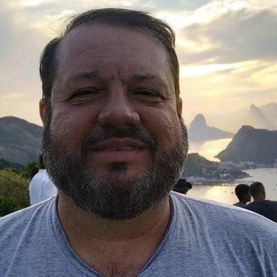 Carlos Cardoso guide accompagnateur de voyage à Rio de Janeiro