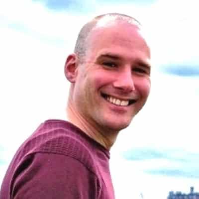 Gareth Davies guide accompagnateur de voyage à Edimbourg en Ecosse