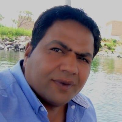Amir Sadek guide accompagnateur de voyage en Égypte
