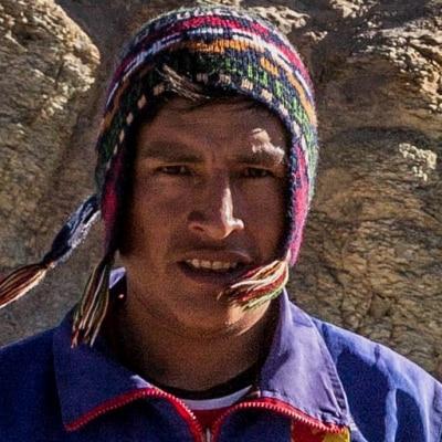 Flavio Huamani guide accompagnateur de voyage au Pérou