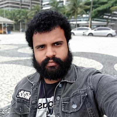 Rafael Pavão guide accompagnateur de voyage à Rio de Janeiro