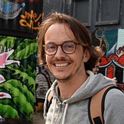 Steohan Van Der Meer guide accompagnateur de voyage aux Pays Bas