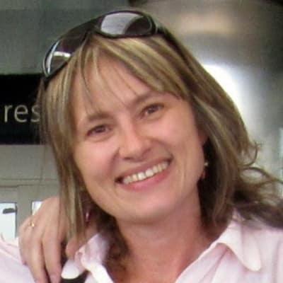 Carina Lago guide accompagnatrice de voyage à Buenos Aires