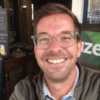 Dennis Gerrits guide accompagnateur de voyage à Amsterdam