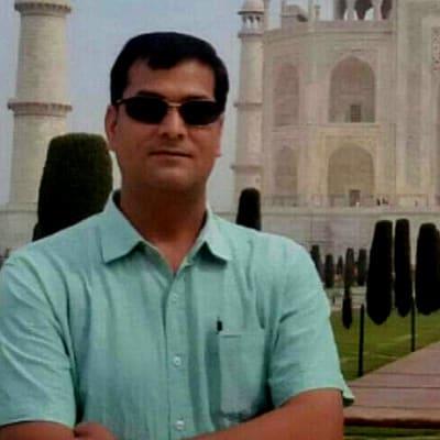 Mohd Shahanawaz guide accompagnateur de voyage à Agra et dans l