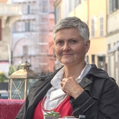 Daniela Lanfredi guide accompagnatrice de voyage en Emilie-Romagne en Italie