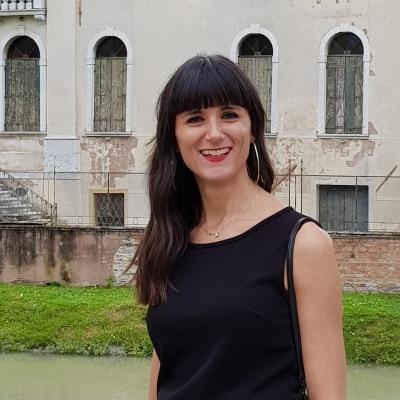 Arianna Lovato guide accompagnatrice de voyage à Venise