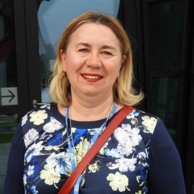 Malgorzata Andrzejewska-Bancewicz guide accompagnatrice de voyage en Pologne