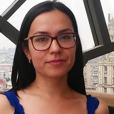 Irina Shaykhutdinova guide accompagnatrice de voyage à Moscou
