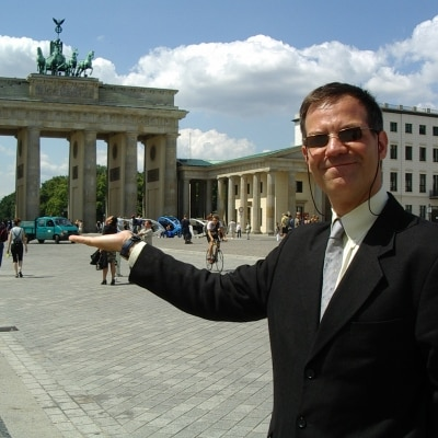 Harald Zawuski guide accompagnateur de voyage à Berlin