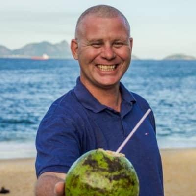 Luis Darin guide accompagnateur de voyage à Rio de Janeiro