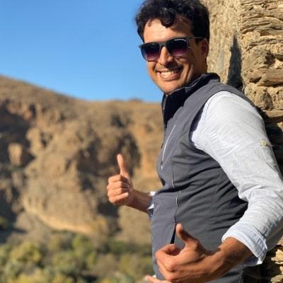 Rachid Ait Elmahjoube guide accompagnateur de voyage au Maroc