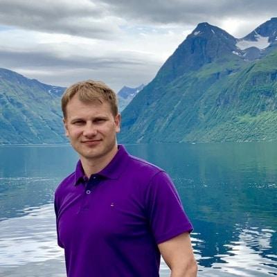Sergii Neilenko guide accompagnateur de voyage en Norvège