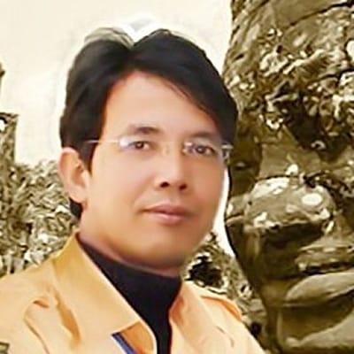 Sotath Toun guide accompagnateur de voyage au Cambodge