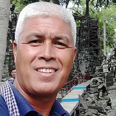 Samnang Pok guide accompagnateur de voyage au Cambodge