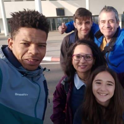 Abdelhadi Ouchibi guide accompagnateur de voyage au Maroc