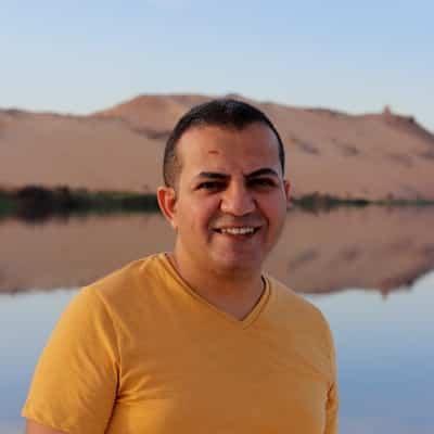 Mina Wasfy guide accompagnateur de voyage en Égypte