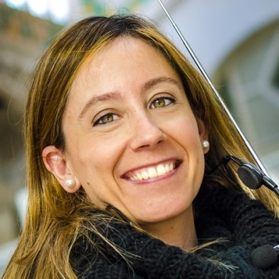 Cristina Hernández guide accompagnatrice de voyage à Valence en Espagne