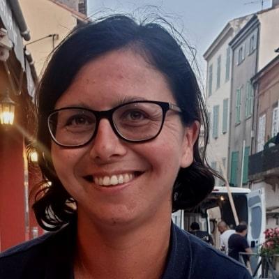 Malvina Lessard guide accompagnatrice de voyage en Provence Côte d