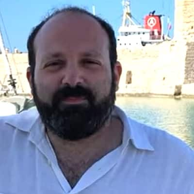 Konstantinos Aloupis guide accompagnateur de voyage en Crête