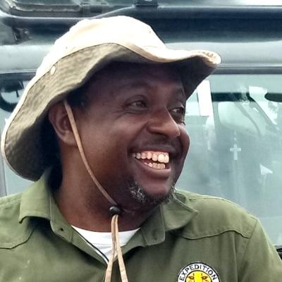 Patrick Gitau guide accompagnateur de voyage au Kenya