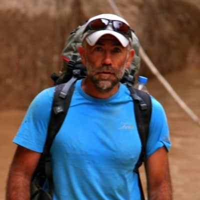 Stéphane Thamin guide accompagnateur de voyage à Madagascar