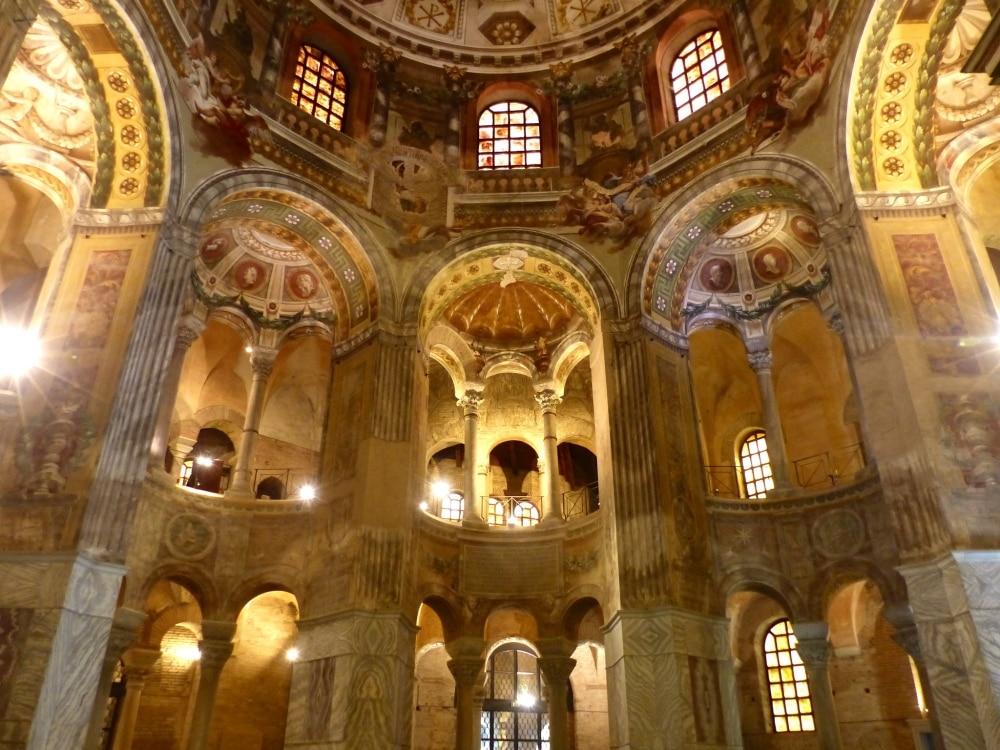 La Basilique Saint-Vital de Ravenne