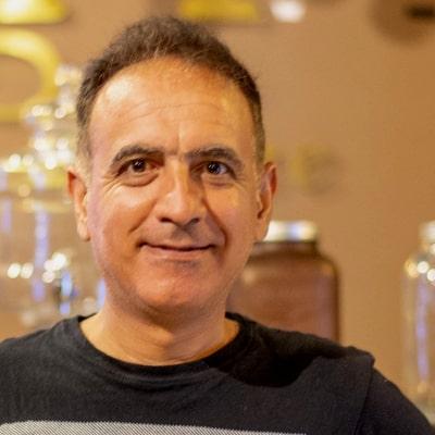 Saïd Khoï Samani guide accompagnateur de voyage en Iran