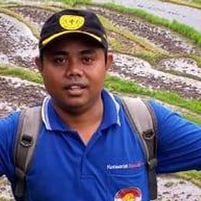 Ketut El guide accompagnateur de voyage à Bali