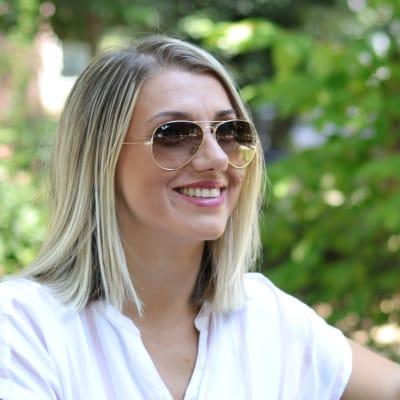 Zorka Raicevic guide accompagnatrice de voyage au Monténégro