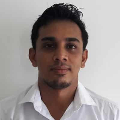 Premil Shasendra guide accompagnateur de voyage au Sri Lanka