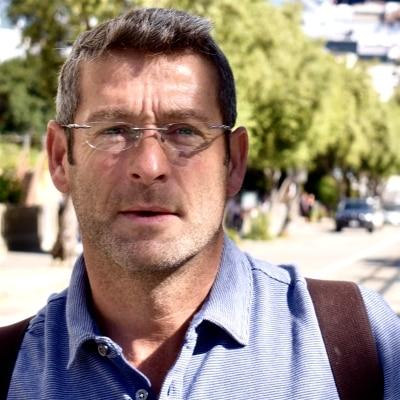 Gilles Lorand guide accompagnateur de voyage à San Francisco