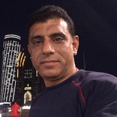 Aman Butt guide accompagnateur de voyage à Dubaï