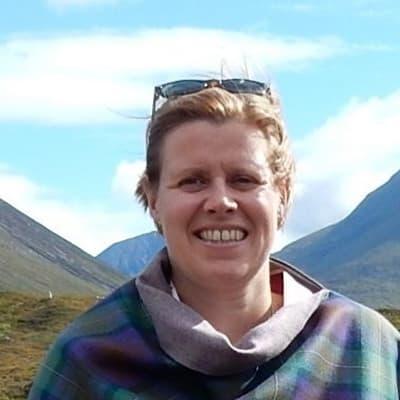 Susan Brown guide accompagnatrice de voyage en Ecosse