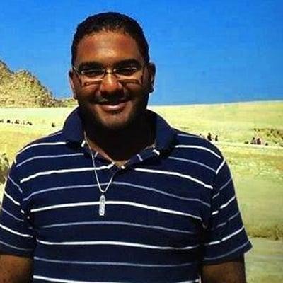 Hesham Michael guide accompagnateur de voyage en Égypte